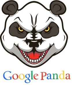 What is google panda update?