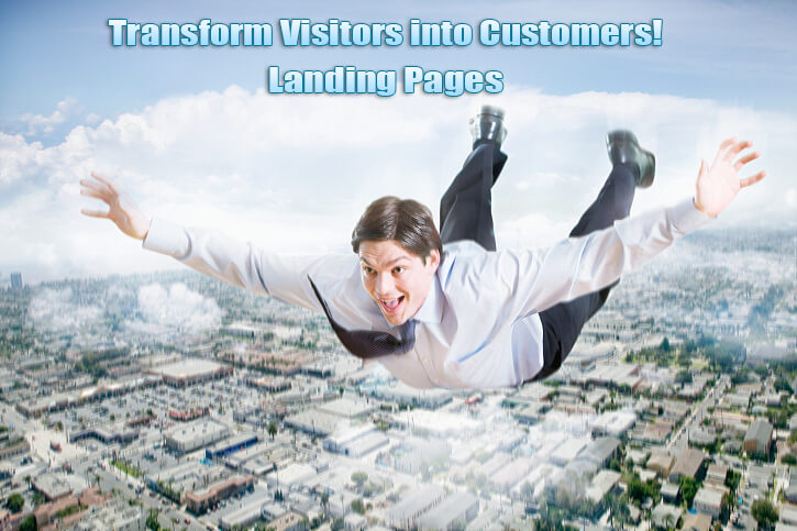landing page converts